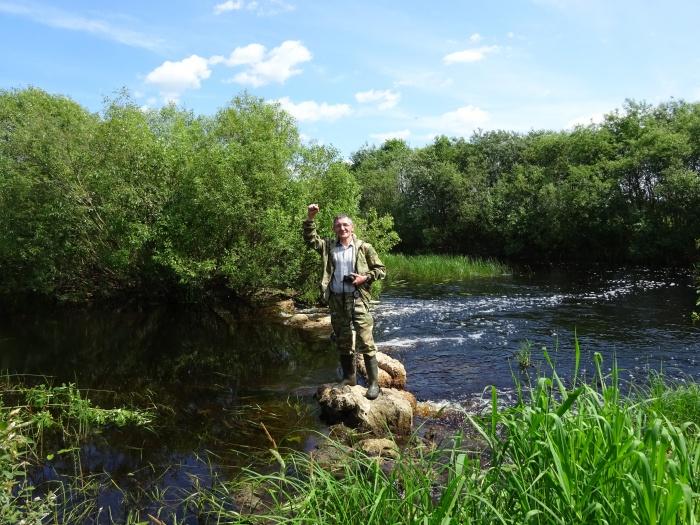 озеро никольское грязовецкий район рыбалка